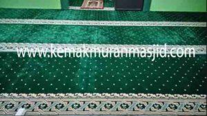 Jual karpet sajadah masjid roll di koja Jakarta
