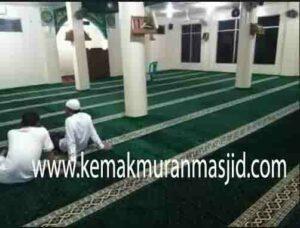 Jual karpet sajadah masjid roll di pasar baru jakarta