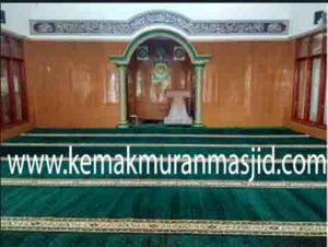 Jual karpet sajadah masjid roll di penjaringan Jakarta