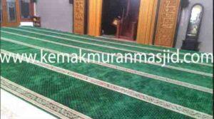 Jual karpet sajadah masjid roll di tanjung priok Jakarta