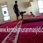 Grosir tempat jual karpet masjid di Gandamekar cikarang barat