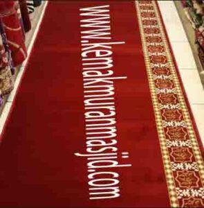 Grosir tempat jual karpet masjid di Graha Prima cikarang barat