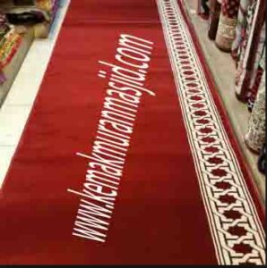 Grosir tempat jual karpet masjid di Jatiwangi cikarang barat