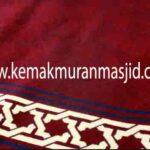 dimana tempat pesan karpet masjid di Harapan Jaya bekasi timur
