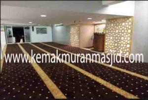 dimana tempat pesan karpet masjid di Margahayu bekasi timur