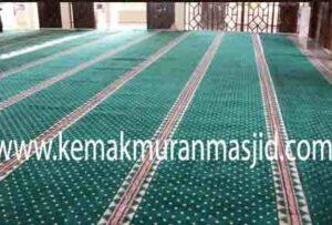 Jual karpet sajadah masjid roll di jagakarsa jakarta