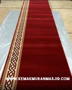 jual karpet masjid polos turki di Bekasi