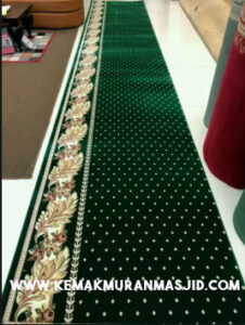 menjual karpet masjid di Danau indah cikarang barat